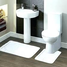 memory foam contour bath rug toilet soft 3 piece mat set cushioned bathroom pink foa memory foam bath mat