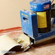 vinyl flooring removal made easy