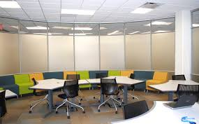 prefab office space. dirtt prefab walls can be installed for less than traditional stick builtstud and sheetrock construction how about 70 of built cost office space