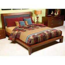 arts and crafts queen six piece bedding