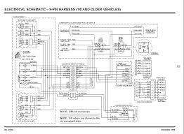 fisher plow wiring diagram & \