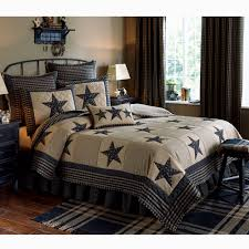 Country Star Quilt, Shams and Skirt Set | eBay & Country Star Quilt, Shams and Skirt Set Adamdwight.com