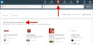 Jobseekers How To Use Linkedin To Optimize Your Job Search