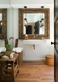bathroom mirror frame tile. Fine Tile Thrift Store Carved Wooden Frame Turned Into A Mirror Throughout Bathroom Mirror Frame Tile M
