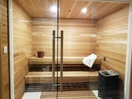 what sets saunafin apart from other sauna s two things installations and walk in traffic we install about seventy five saunas a year locally