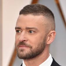 He still rocks the same light beard but now pairs it with a hairstyle that can either be called a. The Best Justin Timberlake Haircuts Hairstyles 2021 Update