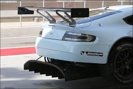 2016 Aston Martin V8 Vantage Gte Tests In Bahrain Dailysportscar Com