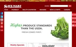 Save Mart Supermarkets Corporate Office On Standiford Ave In