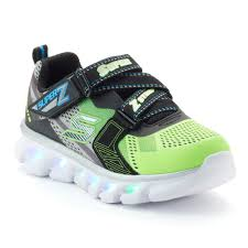 skechers shoes for boys. skechers s lights hypno-flash boys\u0027 light-up shoes for boys )