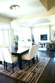 round rug for under kitchen table carpet dining amazing and best ideas