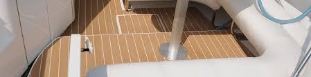 synthetic boat decking no ing natural texture teak fake