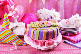 Pink Birthday Cake Hd Celebrations 4k Wallpapers Images