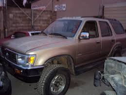 Toyota 90 91 92 93 94 95 4-Runner Used Parts - Rancho Toyota Truck Parts