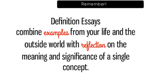 definition essays  11 remember definition essays
