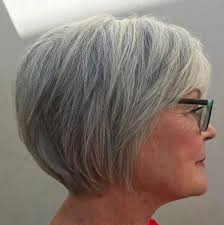 With a busy life, short haircuts for gray hair mean that they need to take less time to style their hair and are able to spend more time on things that short haircuts don't have to look antiquated and stodgy! 65 Gorgeous Hairstyles For Gray Hair