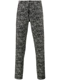 dior homme scribble print trousers 980 noir men clothing lored dior makeup dillards dior sungles vine factory outlet