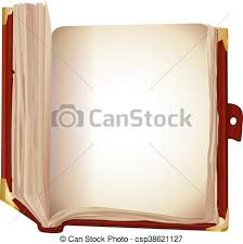 old book brown cover csp38621127