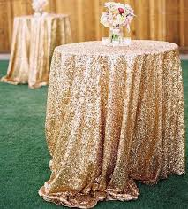 round decorator table covers for wedding