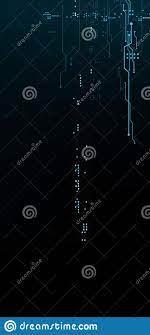 3D Matrix Technology Wallpaper ...