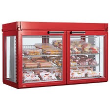 flav r savor non humidified large capacity display cabinet