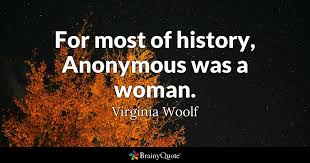 Quotes About Being A Woman Simple Virginia Woolf Quotes BrainyQuote