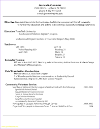 Resume Maker Free Online Fresh Resume Builder Free Online Printable Good Resumes 16