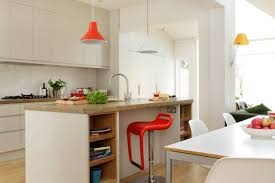 Modern Handless Kitchen - designed by Cue & Co of London 2