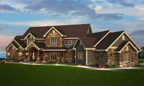 5 bedrooms or more house plans for large families