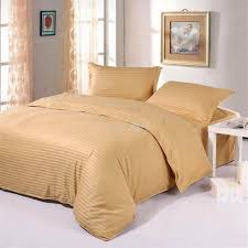 solid 100 cotton sateen 4 piece full queen king size duvet cover