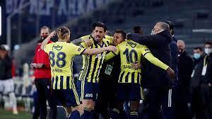 Fenerbahçe 1-0 Yukatel Denizlispor - Fenerbahçe Spor Kulübü