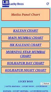 Star Panel Chart 25 Rational Satta Panel Chart