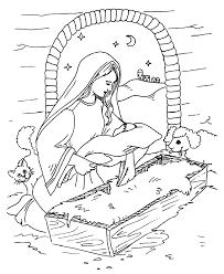 Small Picture The Gift of Love Coloring Page