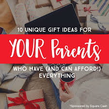 unique gift ideas for pas who have everything loving this list of suggestions