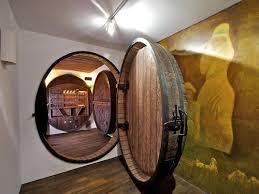 wine barrel cellar awesome wine cellar
