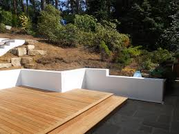 Small Picture Retaining Garden Wall in Farnham PC Landscapes