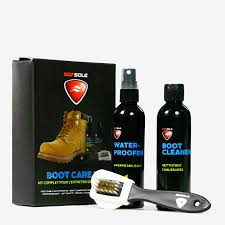 the sof sole boot care kit is essential for preserving the look and feel of your boots