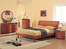 contemporary wood bedroom furniture. Brown Wood Platform Bedroom Furniture Sets With Extra Storage Including Round Mirror Using Frame For Contemporary O