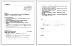 Emt Resume Certified Emt Resume Cover Letter Example For A Human
