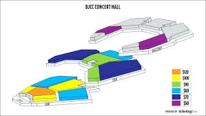 bjcc concert hall seating chart birmgham with seat numbers design template