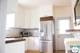 Budget Kitchen Remodel How I Kept It Under 10 000 A