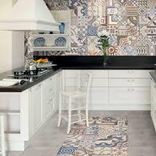 Patterned Tiles For Kitchen Patchwork Pattern Patterned Tiles Porcelain Superstore