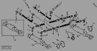John Deere 1700 Planter Rate Chart Straight Lift Assist Wheel Hydraulic System 7000 8000
