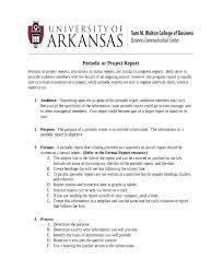 Short Business Report Sample Short Business Report Example Formal Template Sample
