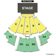 Wamu Seating Chart 71 Matter Of Fact Wamu Theater Map