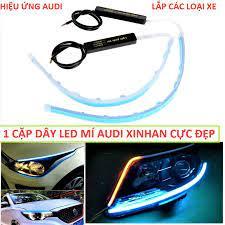Đèn LED mí xi nhan ô tô hiệu ứng chạy audi cực đẹp lắp các loại xe HÀNG  CHÍNH HÃNG( BH 24 THÁNG ) tốt giá rẻ