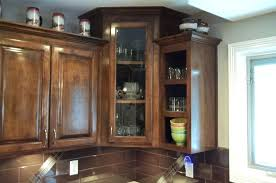 corner cabinets with glass doors kitchen corner cabinet white corner cabinets with glass doors