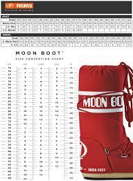 Tecnica Size Chart Tecnica Womens Moon Boot W E Monaco