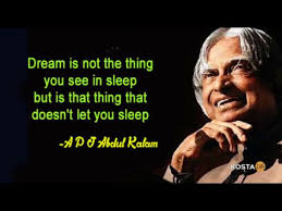 Apj Abdul Kalam Quotes On Dreams Best Of APJAbdul Kalam Quotes For Students YouTube