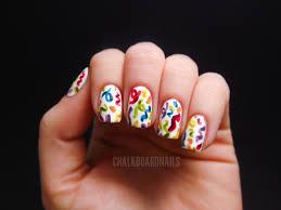 It's my birthday! | Chalkboard Nails | Nail Art Blog