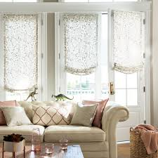 fabric roman blinds. Exellent Blinds Relaxed Roman And Fabric Blinds B